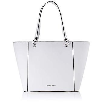 MARCO TOZZI 2-2-61024-24 clutch clutch type White Woman (White (WHITE 100)) 15x26x42 cm (B x H x T)