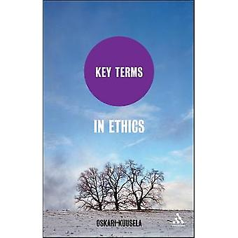 Kernbegrippen in ethiek door Oskari Kuusela - 9781441131461 boek