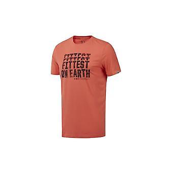 Reebok RC Fittest ON Earth EC1485 universal summer men t-shirt