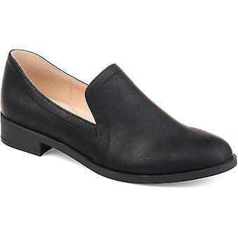 Brinley Co Comfort naisten loafer tasainen