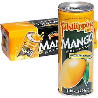 Philippinischer Mangosaft Nektar-( 250 Ml X 24 Dosen )