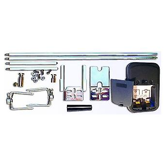 Outdoor Magic BBQ Spit Kit AC/DC