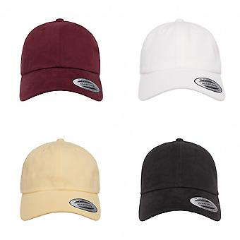 Flexfit By Yupoong Peached Cotton Twill Dad Cap