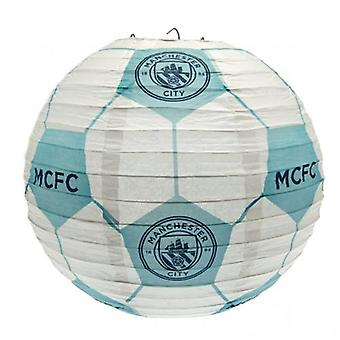 Manchester City Paper Light Shade