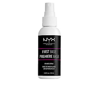 Nyx First Base Primer Spray 60 Ml For Women