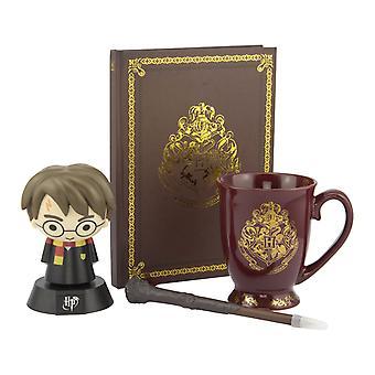 Hogwarts Gift Set Officially Licensed Harry Potter Gifts Icon Light Mug Notebook
