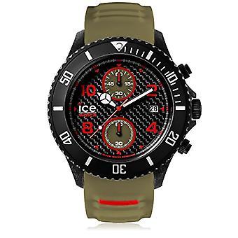Ice-Watch, ICE watch zrobić człowiek węgla, Khaki czarny, rozmiar XL
