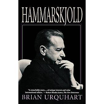 Hammarskjold by Urquhart & Brian