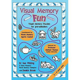 Visual Memory Fun Visual Memory puzzles for preschoolers by Whiting & Dr Sue