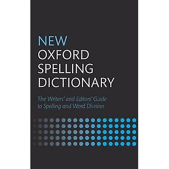 New Oxford Spelling Dictionary par Oxford Languages