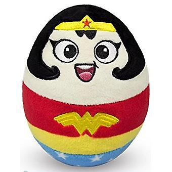 Wonder Woman Dc Super Heroes Egg Plush Toy