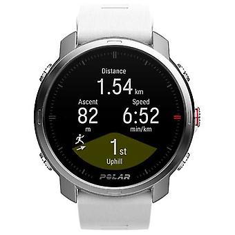 Polar Grit X Biały pasek Mały/Średni 90081735 Zegarek