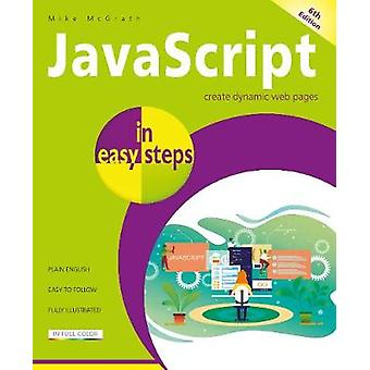 JavaScript in easy steps by Mike McGrath - 9781840788778 Book