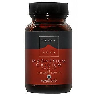 Terranova magnesium calcium 2:1 complex Vegicaps 50 (T1124)