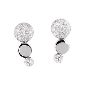 Elisabeth Landeloos - Collection Circle of Life - Earrings (Sapphire) - OR1048_ws