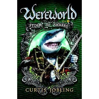 Storm of Sharks by Curtis Jobling - 9780142425770 Book