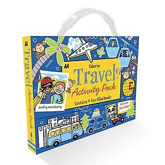 Travel Activity Pack - 9780749581640 Book