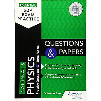 Essential SQA Exam Practice - National 5 Physics Questions and Papers