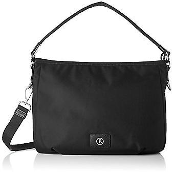 Bogner Küçük Aisha - Donna Schwarz omuz çantaları (Siyah/ siyah) 8x27x32cm (B x H T)