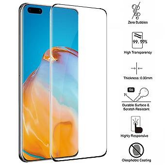 Huawei P40 Pro - Bubble Free Tempered Glass Screen Protector