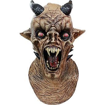 Латексная маска кошмар