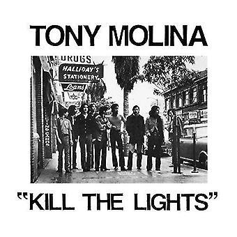 Tony Molina - Kill the Lights [CD] USA import