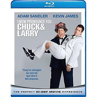 I Now Pronounce You Chuck & Larry [BLU-RAY] USA import