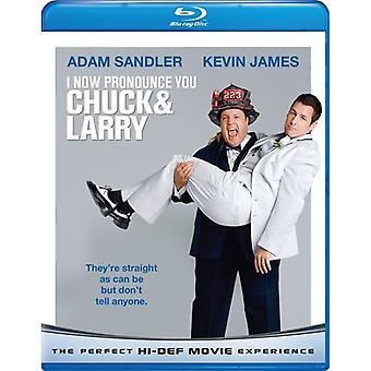 Que ahora se pronuncia que Chuck y Larry [BLU-RAY] USA importar