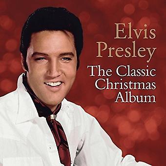 エルヴィス ・ プレスリー - 古典的なクリスマス ・ アルバム [CD] USA 輸入