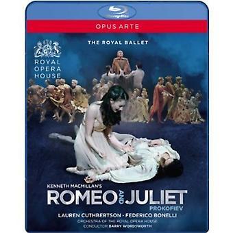 S. Prokofiev - Romeo Juliet & (Blu Ray) [BLU-RAY] importation USA