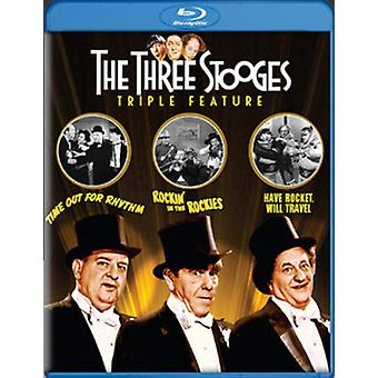 Three Stooges Collection: Volume One [BLU-RAY] USA import