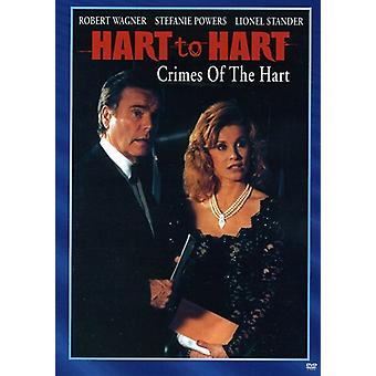 Hart to Hart: Crimes of the Heart [DVD] USA import