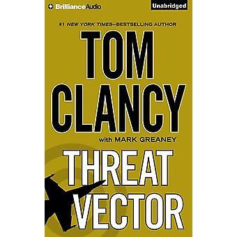 Clancy*Tom / Phillips*Lou Diamond - Threat Vector [CD] USA import