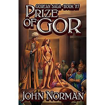 Prize of Gor by John Norman - 9781497648562 Book