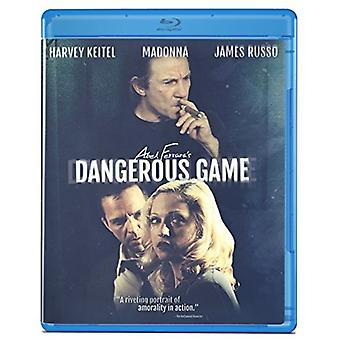Dangerous Game [Blu-ray] USA import