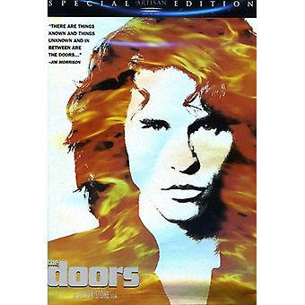 Ovet [DVD] Yhdysvallat tuoda