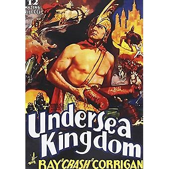 Undersea kungariket [DVD] USA import