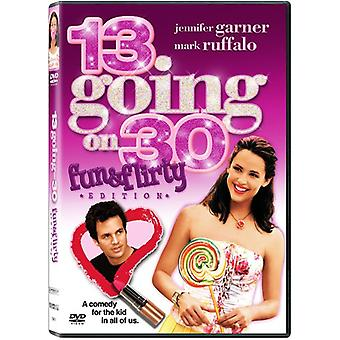 13 Going on 30 [DVD] USA import