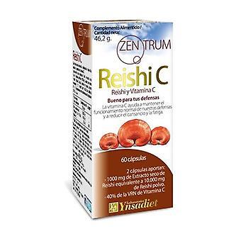 Reishi C 60 capsules
