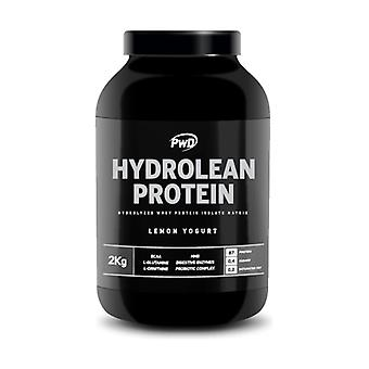 Hydrolean protein yogurt lemon 2 kg