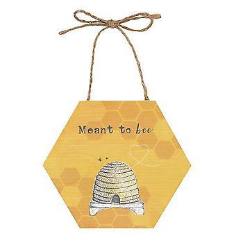 Algo diferente significado al signo de la abeja