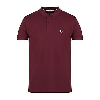 Weekend Offender Maldonado Polo - Burgundy