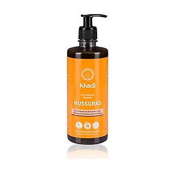Nutgrass regulator shampoo - normaal tot vet haar 500 ml