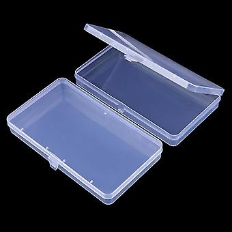 Portable Dustproof Mask Case - Disposable Face Masks Container Storage Box And Organizer