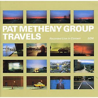Pat Metheny - Travels [CD] USA import