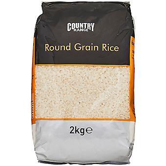 Country Range Short Round Grain Rice
