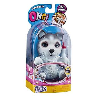Interactive Toy Little Live Pets Omg Famosa