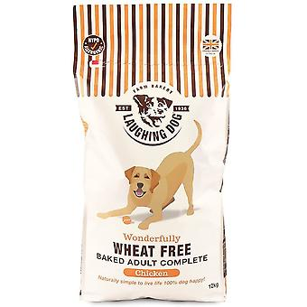 Laughing Dog Wheat Free Adulte Complete Chicken - 12kg