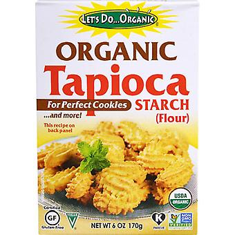 Let's Do Organic Tapioca Starch