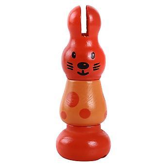 Färgglada matchande pedagogisk leksak - Bowling Nut Demonterings kombination